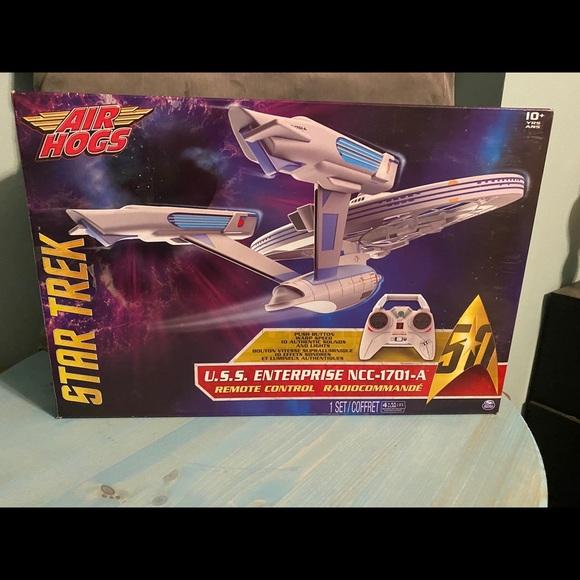 Drone Star Trek enterprise 50th anniversary RC